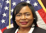 Dr. Taquisa Simmons (pictured) has been selected to lead the Hampton VA Medical Center