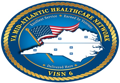 VA Mid Atlantic Health Care Network (VISN 6) logo