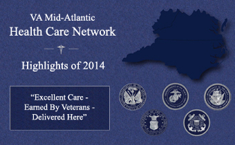 VA Mid-Atlantic Health Care Network Highlights of 2014 (PDF file)